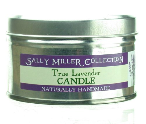 True Lavender Aromatherapy Soy Wax Candle