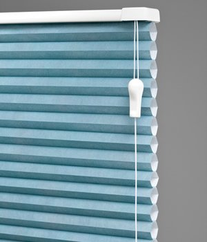 Made-to-Order Discount Single Cell Shades 12 Inch Honeycomb Cellular Shades 84W x 54H Linen