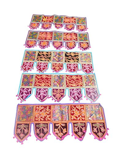 Tapestry Set of 5 Indian Traditional Wall Hanging Home Décor-By SHRUTI IMPEX