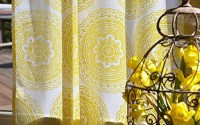Circular-Bohemian-Print-Bright-Yellow-Sheer-Curtain-Window-46-X63-13.jpg