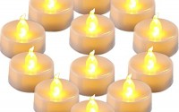 Homemory-Flameless-LED-Tea-Lights-Amber-Yellow-Light-Bulb-Pack-of-12-Battery-Operated-votive-Tea-Lights-Dia-1-4-Inch-Realistic-and-Bright-effect-for-Party-Wedding-4.jpg